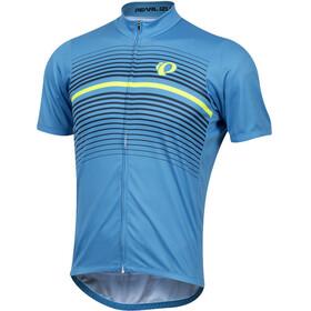 PEARL iZUMi Select LTD Shortsleeve Jersey Men atomic blue diffuse